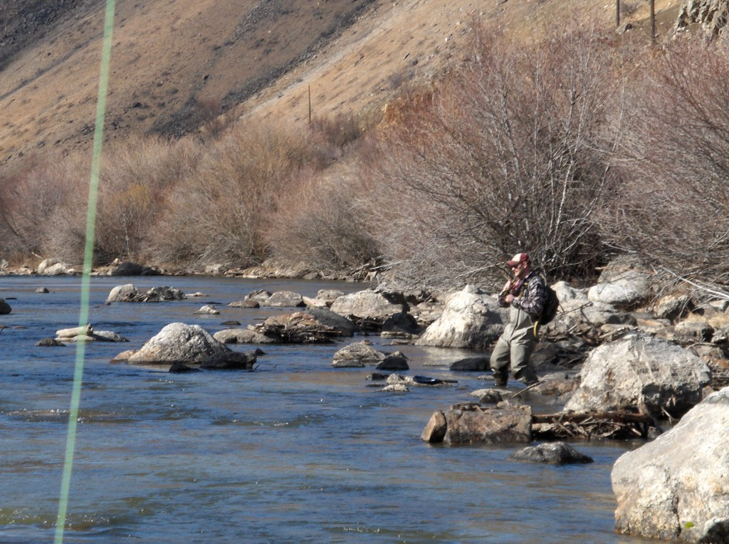 South fork of the boise river lance boys outdoors for Boise river fishing