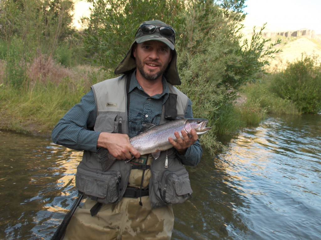 Fishing the south fork of the boise river and swan falls for Fly fishing boise idaho